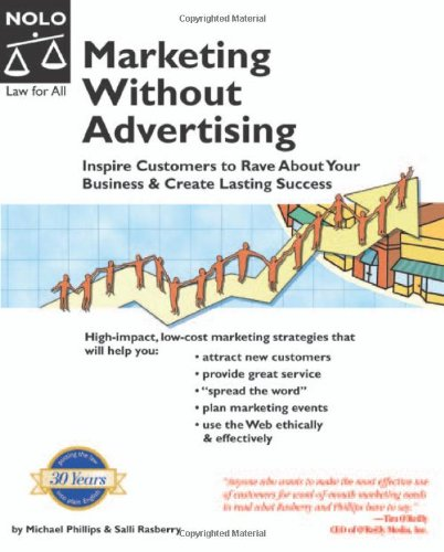 Marketing Without Advertising: Inspire Customers To Rave About Your Business & Create Lasting Success PDF