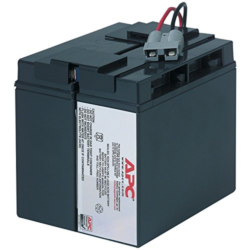 APC RBC7 APC REPLACEMENT BATTERY CARTRIDGE (7) (RBC7) - by APC