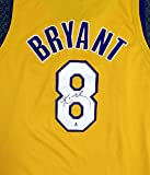 Los Angeles Lakers Kobe Bryant Autographed Authentic Nike Jersey - Beckett COA