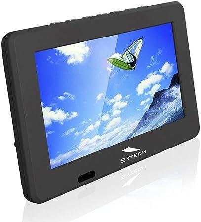 Sytech SY338T2 - TV portátil con DVBT de 9