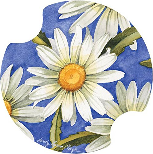 Thirstystone Lazy Daisy Car Cup Holder Coaster,