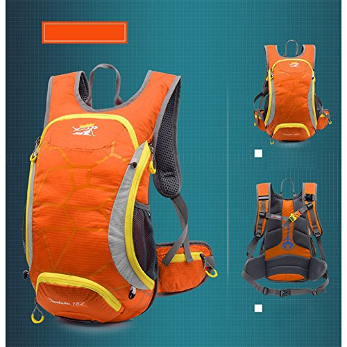 Price comparison product image EDTara Hiking Backpack Lightweight Waterproof Large Capacity Travel Backpacks Daypack for Cycling Skiing Running Hiking 15L