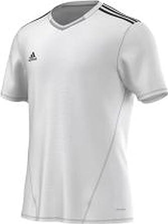 adidas Climalite Camiseta para Hombre XSE Blanco Blanco ...