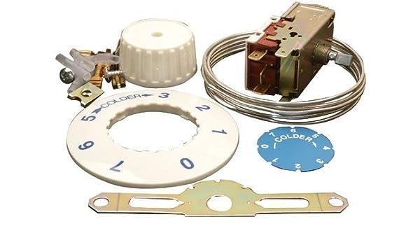 Compra BRANDT Universal termostato para congelador en Amazon.es