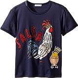 Dolce & Gabbana Kids Baby Boy's Salsa T-Shirt (Toddler/Little Kids) Blue T-Shirt