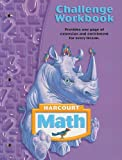Harcourt Math, Harcourt School Publishers Staff, 0153365064