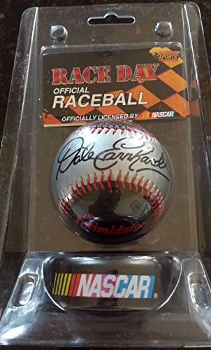 Earnhardt Dale Race Sr (Dale Earnhardt Sr. #3 Race Day Official Raceball Baseball Collectible with NASCAR Stand)