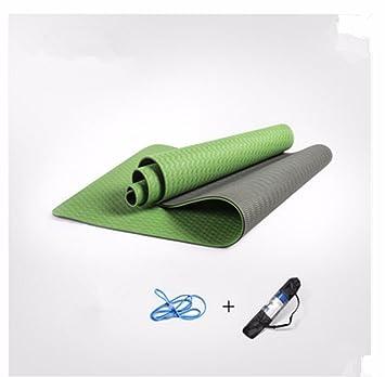 Yogamatte Fitnessmatte Tpe Rutschfeste Umweltfreundliche