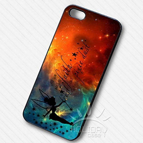 Pixie Dust pour Coque Iphone 5 or 5S or 5SE Case J9O8GQ