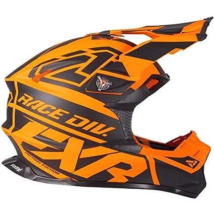 Amazon com: FXR Blade 2 0 Race Division Helmet Snowcross