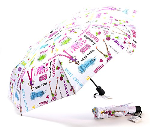 Dry Divas Windproof Umbrella Compact product image
