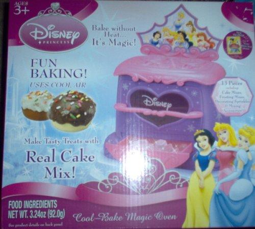 Disney Cool Bake Oven - Disney Princess Cool-Bake Magic Oven