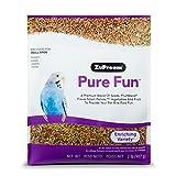 Pure Fun Bird Food for Small Birds by ZuPreem