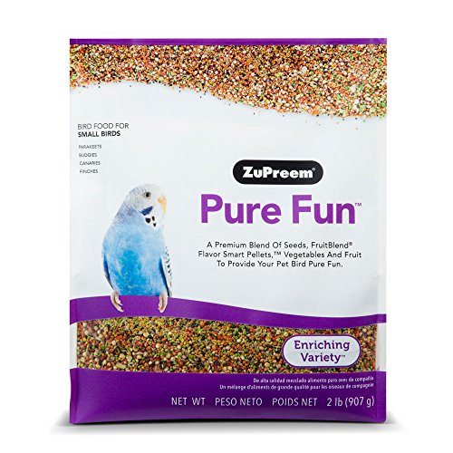 Pure Fun Bird Food for Small Birds by ZuPreem