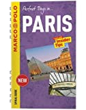 Paris Marco Polo Travel Guide - with pull out map (Marco Polo Spiral Guides)