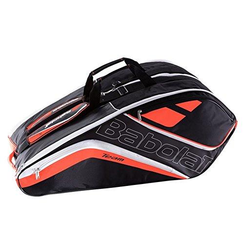 Babolat Team Line Fluo Red 12 Pack Bag