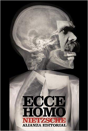 Resultado de imagen para caratula libro Ecce Homo