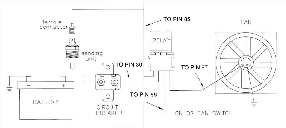 Chevy 400 Engine Fan Diagram