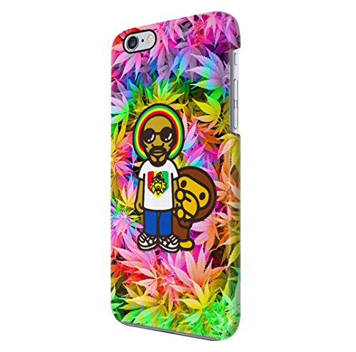 Snoop Dogg Snoop Lion Reincarnated iPhone 6, 6s Hard Plastic Case Cover