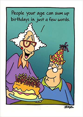 Amazon Sum Up Birthdays 80th