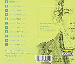 Beethoven: Allegretto from Symphony No. 7 (Theme & Variations)