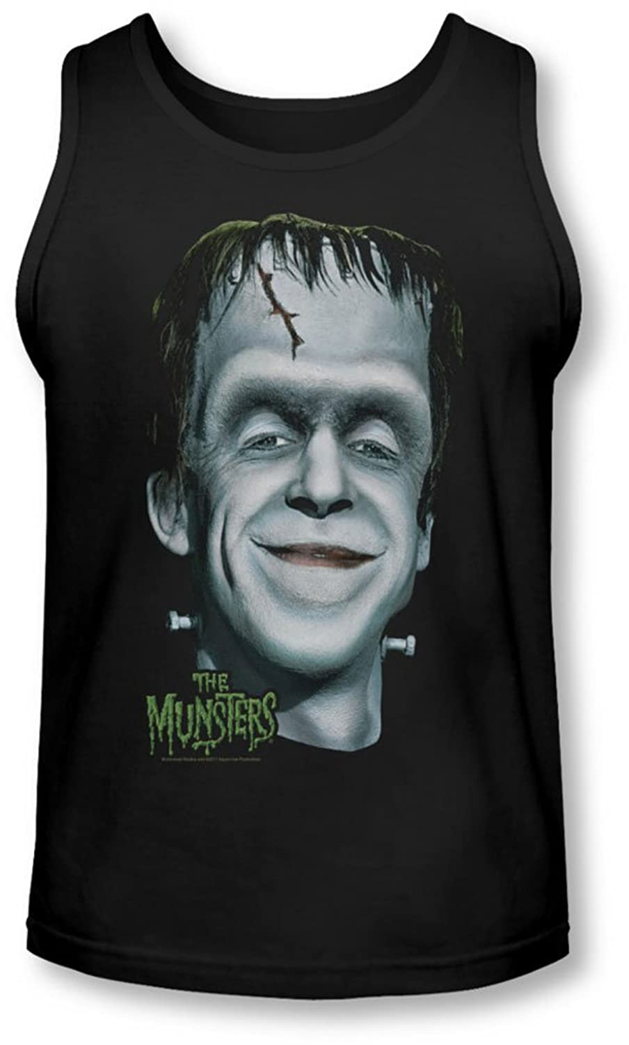 The Munsters - Mens Herman'S Head Tank-Top