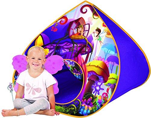 John Play Tent for Kids (Fairy Flower Tent) Dream House Play Carpet