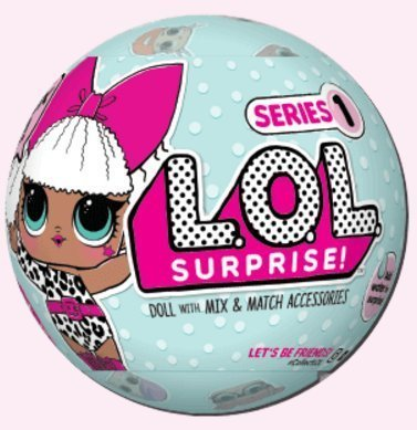lol surprise doll by MGA