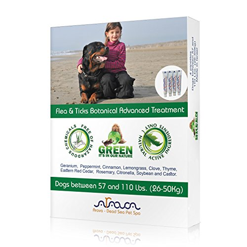 arava-flea-and-tick-control-drops-treatment-for-dogs-57-110-lbs-natural-aromatherapy-medicated-repel