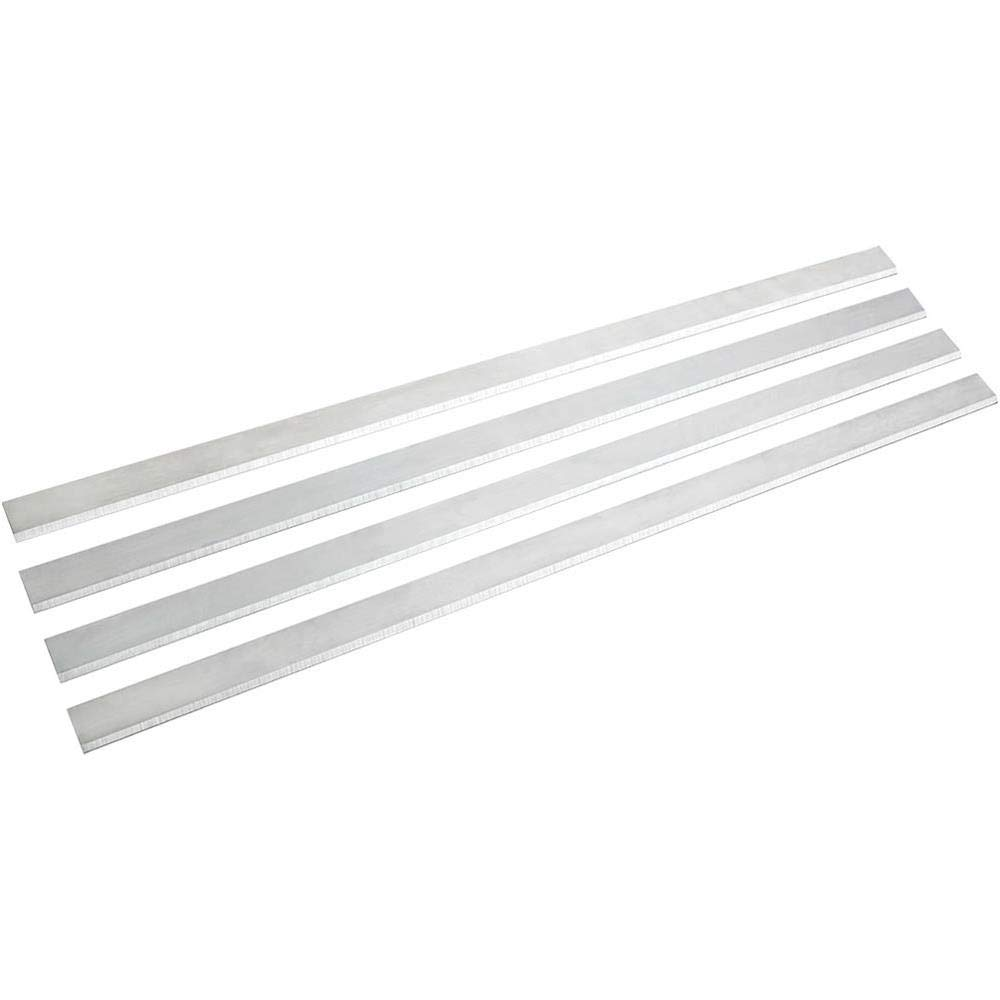 Grizzly Industrial H9884-24'' x 1'' x 1/8'' HSS Planer Blades, Set of 4