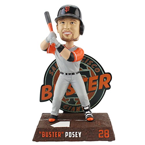 Buster Posey San Francisco Giants Players Weekend - Buster Bobblehead MLB by FOCO