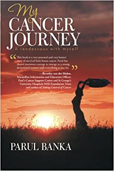 Book My Cancer Journey – A rendezvous with myself
