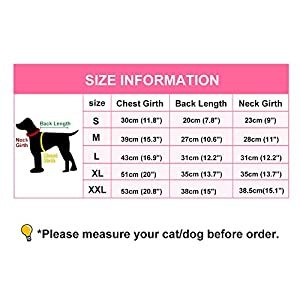 Pet Costume,Gimilife Pet Shark Costume Outfit, Halloween pet costumes Pet Pajamas Clothes Hoodie Coat For Dogs and Cats, Autumn and Winter (M)