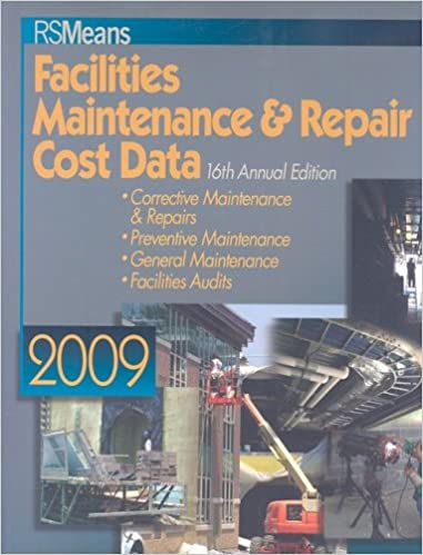 RS Means Facilities Maintenance & Repair Cost Data (Means