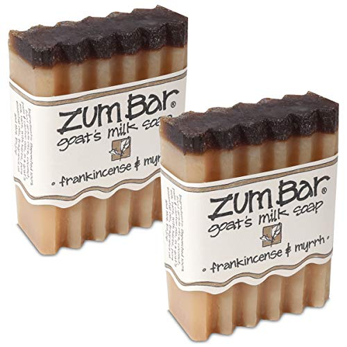 Indigo Wild: Zum Bar Frankincense & Myrrh 3oz (2 Pack)
