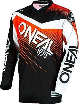Racewear Negro 2018 Maillot Manga Larga Hombre Oneal Element