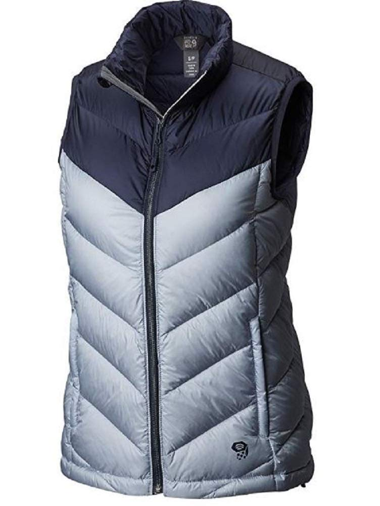 Mountain Hardwear Women's Ratio Insulated Down Water-Resistant Puffer Vest by Mountain Hardwear