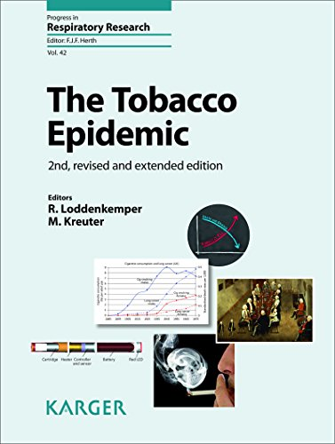 The Tobacco Epidemic (Progress in Respiratory Research, Vol. 42)