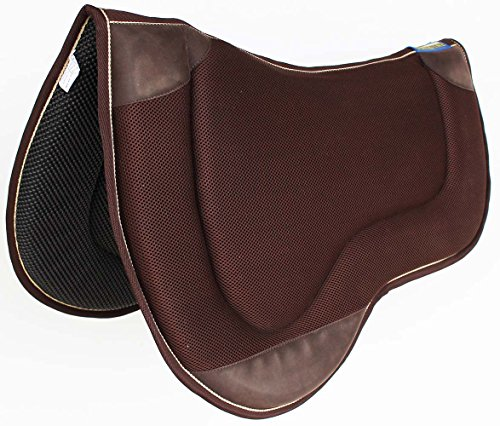 Professional Equine Horse Saddle PAD Western Anti-Slip for sale  Delivered anywhere in USA