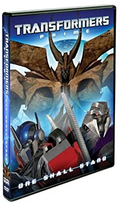 Transformers Prime: One Shall Stand [DVD] [Region 1] [US Import] [NTSC]
