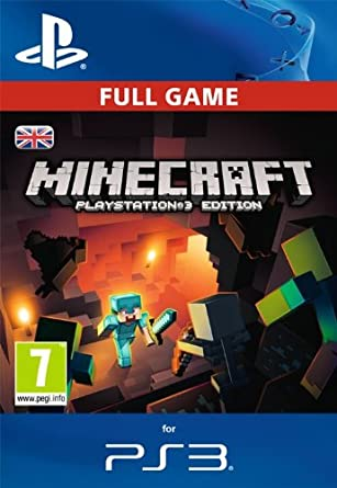 Minecraft | PS3 Download Code - UK account: Amazon co uk: PC
