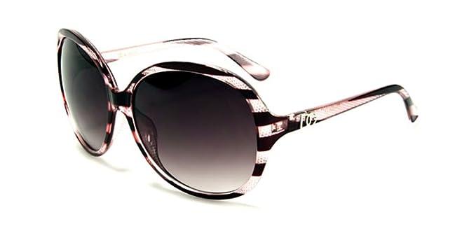ae343b2d558f2 DG Eyewear ® Lunettes de Soleil - Nouvelle Celebrity Vintage Collection - Saison  2012 2013 -
