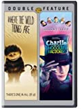 Where the Wild Things Are / Charlie and the Chocolate Factory (DVD) (DBFE)