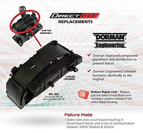 (Dorman 601-001 Electronic Shifter Module)