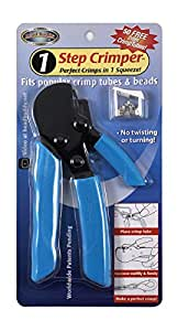 The Bead Buddy 1 Step Crimper One Squeeze Crimp Tool