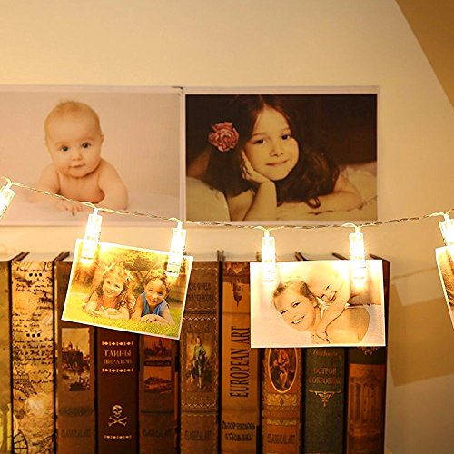 The 8 best string lights with photo clips