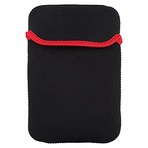 7-Inch Tablet Sleeve, SANOXY Universal Neoprene Sleeve for 7-inch Tablets; fit for Amazon Fire HD 7, LG G Pad 7.0, Acer Iconia One 7 etc. (Acer 7 Inch Tablet Accessories)