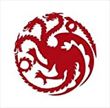 Game of Thrones-Mother of Dragons Decal Vinyl