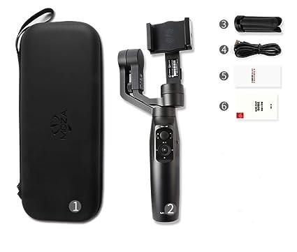 Moza Mini-MI Estabilizador de cardán para smartphone, carga ...