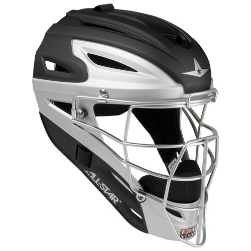 (All Star System 7 Matte Youth Catchers Helmets)